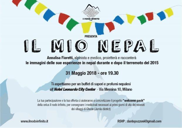 Il mio Nepal